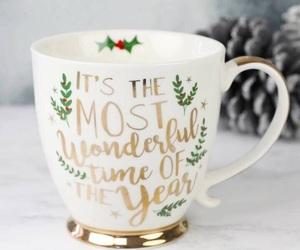 christmas, mug, and winter image