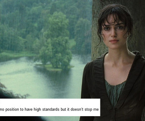 lizzie bennet and pride and prejudice image