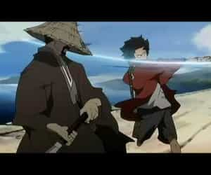 anime, jin, and mugen image