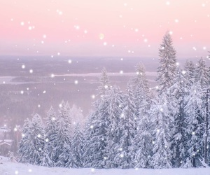 christmas, holiday, and pastel image