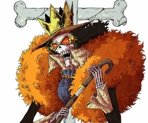 brook, one piece, and soul king image
