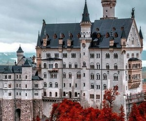 fantasy, places, and castle image