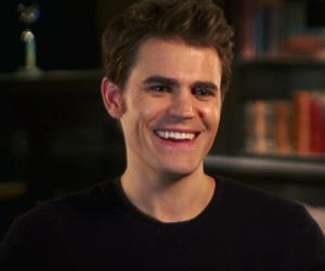 actor, smile, and the vampire diaries image