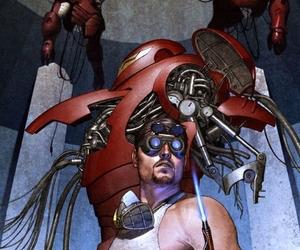 Avengers, tony stark, and comics image
