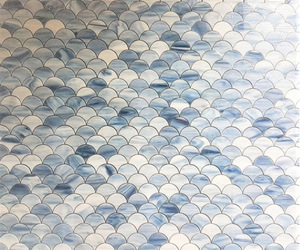 blue, pattern, and white image