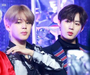 bts, jimin, and park jimin image