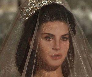 Queen, lana del rey, and beauty image