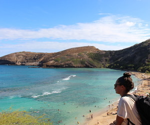 hawaii, surf, and love image