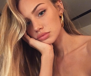tumblr instagram, fashion beauty pretty, and scarlett leithold image