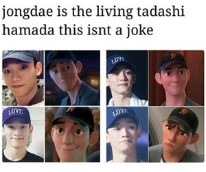 Chen, exo, and exo funny image