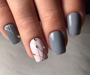 nails, style, and beautiful image