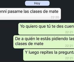 escuela, frases en español, and clases image