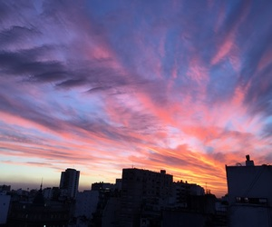 argentina, buenosaires, and cielo image