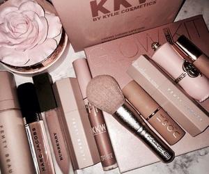 makeup, kkw, and pink image