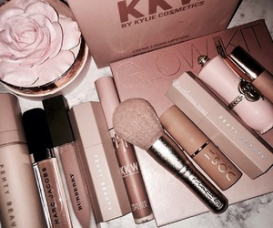 makeup, kkw, and pink image