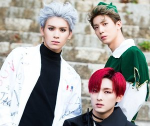 taeyang, chanhee, and jaeyoon image