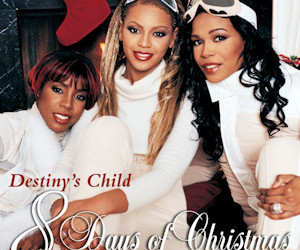 christmas and destiny's child image