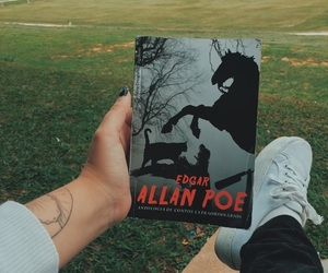 brazil, allan poe, and aesthetically image