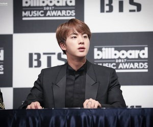 jin, 석진, and k-pop image