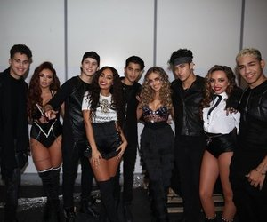 cnco, little mix, and perrie edwards image