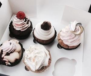 cupcake, food, and yummy image