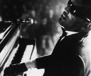 music and ray charles image