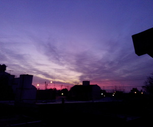 atardecer, cielo, and colours image