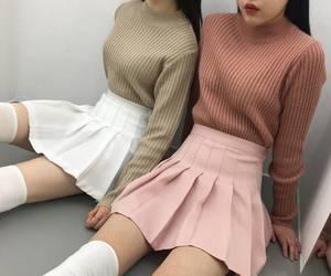 adorable, kawaii, and skirts image