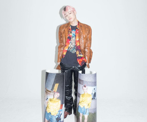 JB, got7, and maps magazine image
