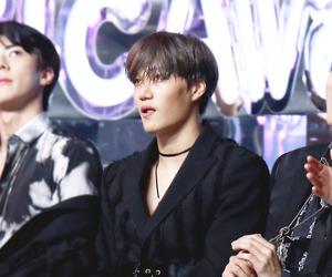 kai, exo, and kimjongin image
