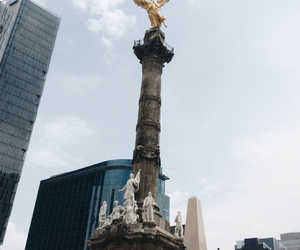 angel, mexico, and mexicocity image