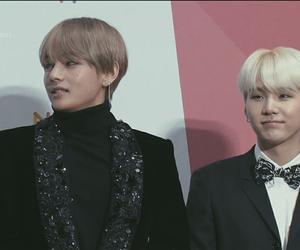 kim, min, and v image