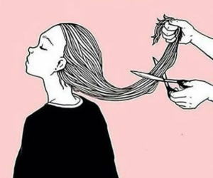 quotes, hair, and let go image