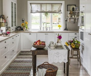 country living, home decor, and kitchen image