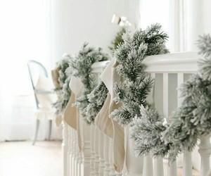 christmas, home decor, and farmhouse style image