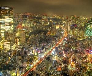 tokyo, city, and japan image
