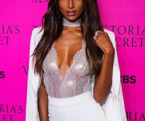 model, Victoria's Secret, and jasmine tookes image