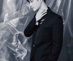 exo, lay, and yixing image