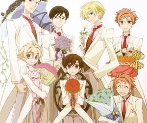 anime, ouran host club, and hikaru image