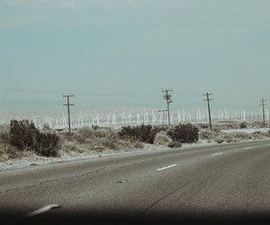 california, desert, and Road Trip image