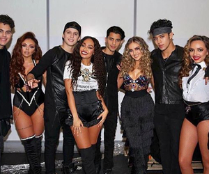 boys, jade thirlwall, and leigh anne pinnock image