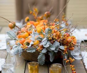 flowers, photography, and tablescape image