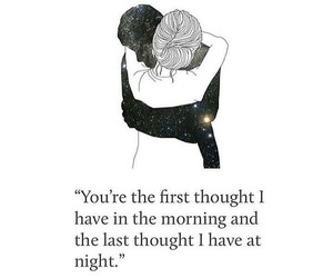 couple, quotes, and text image