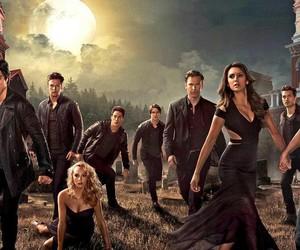 vampire and Vampire Diaries image