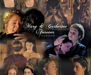 catherine, reign, and francais image