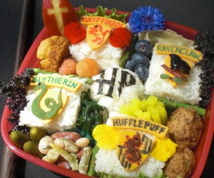 food, harry potter, and slytherin image