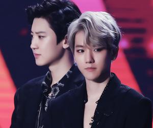exo, chanyeol, and handsome image