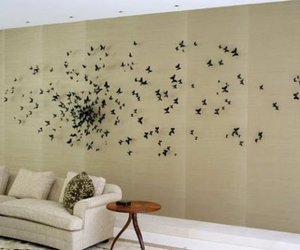 butterfly and home decor image