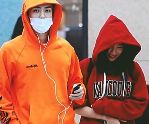 couple, edit, and exo image