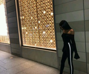 cool, cool girl, and fashion image